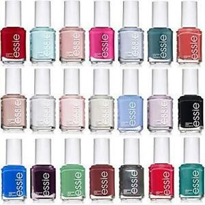 Essie Nail Polish 13.5mL - 40+ Colours and Shades Metallic Glitter Matte Creme F