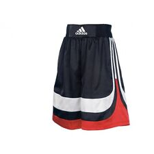 NEW adidas PROBOUT Boxing  Shorts adidas Boxing Trunk 100% Polyester-Size Large