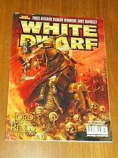 WHITE DWARF #279 ROLE-PLAYING GAMES WORKSHOP UK MAGAZINE~