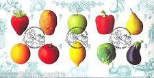 2003 DIVERTENTE frutta e verdure-Bradbury sovrano ufficiale-Brad = 40 sterline!