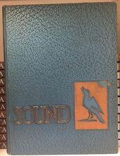 1968 Yearbook Long Island University, Sound, Brooklyn, NY