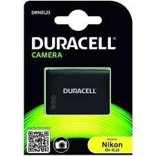 Batteries Duracell pour appareil photo et caméscope