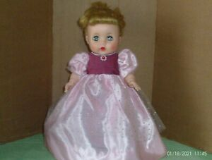 vintage 10 in. soft vinyl hp jointed Arranbee walker doll- Littlest Angel