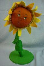 """Annalee Dolls 18"""" Sunflower 1996 Spring Summer #1841 AL449"""