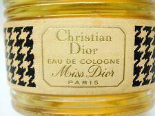 Vintage Christian Dior  Eau de Toilette Miss Dior Paris 4 FL oz / Made in France