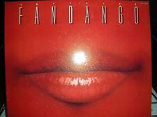 "FANDANGO ""Last Kiss"" 12"" Vinyl Stereo LP 33RPM  1978 RCA AFL1-2696 PROMO VG+"