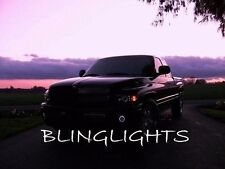 1994-2008 Dodge Ram 1500 Halo Fog Lamp Angel Eye Driving Light Kit + Harness