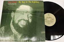 "Tony Rebel Feat Diana King - My Way Or The Highway LP 12"" (VG)"