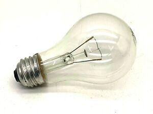 (6-Pack) Philips 40A/CL Clear Incandescent 40-Watt Lamp Light Bulb 40W A19