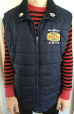 2006 Grey Cup Festival Winnipeg Insulated Vest With Pins Men's Size XXL