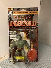 KRY-SIS Underworld Warrior Realm Of The Underworld zoloworld figure motu (he-Man