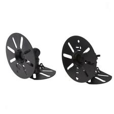 Pair Universal Speaker Mounts / Brackets for Walls and Ceilings