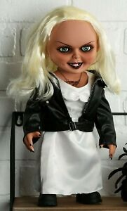 "Bride of Chucky Child's Play Tiffany 15"" Talking Doll (with defect)"