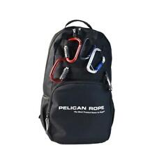 Pelican Rope Rb-12X18 Black Heavy Duty Rope & Gear Backpack