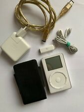 Apple ipod classic 10gb 2nd generation from 2002