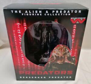 ALIENS - MIB Eaglemoss Hero Collection The Alien & Predator Berserker Figure #9