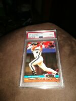 1991 Topps Stadium Club Members Only Jeff Bagwell RC PSA 9