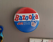 Bazooka Joe - Fridge Magnet - 58mm diameter