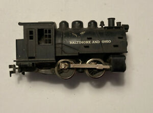 Vintage Ho Scale Rivarossi B&0 0-4-0 Switcher For Parts or Repair