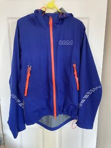 OMM Kamleika Race Jacket. Waterproof. Mens size L. Excellent Condition.