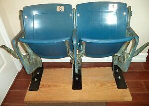 Detroit Tiger Stadium Seats Original Condition With COA