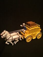 Rare! Vintage KOHLER Made in Germany Friction Stagecoach Model Toy CB14