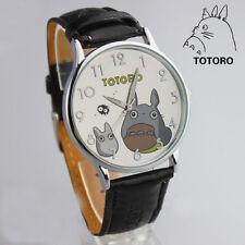 Hot Anime Hayao Miyazaki My Neighbor Totoro Wrist Watch Collectible Toy Kid Gift