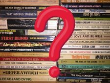 FIVE-PACK BUNDLE/LOT OF MASS MARKET PAPERBACKS ~ Mystery Pack
