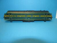 Fleischmann 104272 Lokgehäuse für BR 204 SNCB AA 5202 grün/gelb Spur H0 OVP