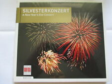 Silvesterkonzert A New Year's Eve Concert - Strauss, Suppe, Lehar - Kempe CD NEU
