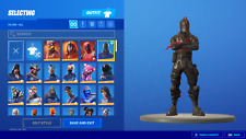 Black Knight Look Description