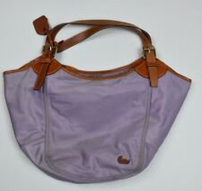 Dooney and Bourke Women's Nylon Leather Shoulder Hand Hobo Bag Purse