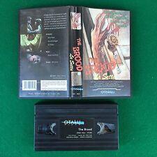 VHS - THE BROOD LA SETTA (2001) David Cronenberg Reed Eggar OTAKU VIDEO OV 003