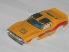 VINTAGE AURORA AFX JAVELIN TRANS AM BODY HO SLOT CAR