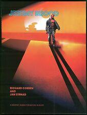 Jeremy Brood Trade Paperback TPB Richard Corben art Strnad Fantagor NEW Unread