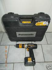 PANASONIC Multi-Impact EY6535 Schlagschrauber+AKKU+Bohrfutter+KOFFER,geprüft,TOP