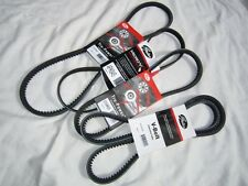 Jaguar XJS/XJ-12 Drive Belt Kit (Early Models)