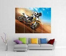 Motocross Dirt Bike GIANT WALL ART IMAGE PRINT PHOTO POSTER J174