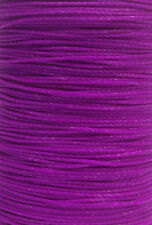 Flo Fluorescent Purple BCY Nock & Peep Bow String Serving Bowstring Nylon 10 yds