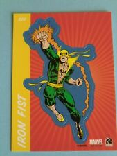 OLD CARD 2000´  COMIC MARVEL  IRON FIST