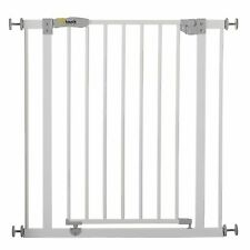 Hauck Türschutzgitter Open'n Stop Safety Gate 75 - 81 cm White NEU