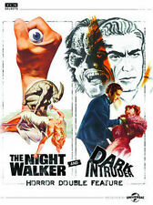 NEW  The Night Walker / Dark Intruder (Horror Double Feature)
