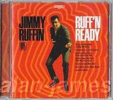 Jimmy Ruffin RUFF'N READY Reissued remastered 2009 Reel Music US CD OOP RARE