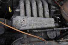 vw transporter t4 2.4 AAB engine complete 1990 - 2003 + pump + injectors