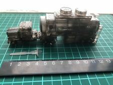 World Smallest Transformers WST G2 OP clear black