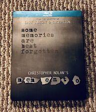 MEMENTO Steelbook Christopher Nolan Blu-Ray Future Shop Exclusive Rare BRAND NEW