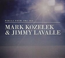 Mark Kozelek and Jimmy Lavalle - Perils From The Sea [CD]