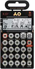 Teenage Engineering PO-33 KO 16 Effects Pocket-Sized Sampler Module Operator