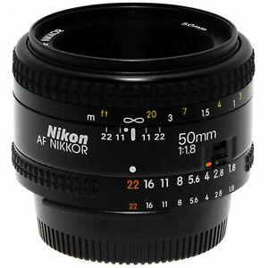 NIKKOR AF 50mm 1.8