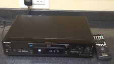 Sony DVP-S725D DVD CD Player with remote